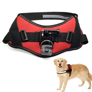 Dog Harness Chest Strap Mount