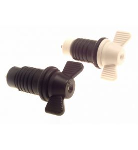 Expanding Rubber Transom Drain Plug