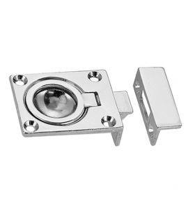 Flush Lift Ring Catch Stainless Steel