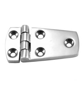 Stainless Steel Cabinet Hinge 38 x 74