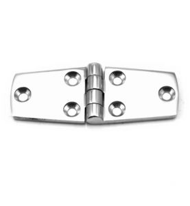 Stainless Steel Door Hinge 38 x 105
