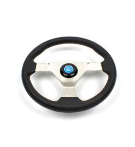 Steering Wheel 35cm Stainless Steel