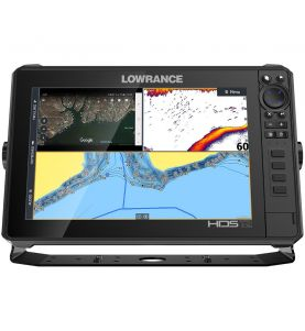 Lowrance HDS-12 Live Fish Finder/Chartplotter with Transducer
