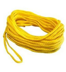 Ski Rope 10mm (50m Pre-pack) Yellow