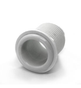 Drain Plug Fitting White