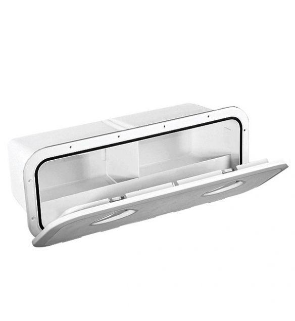 Storage Hatch Topline 243 x 607mm White
