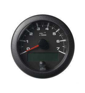 VDO Oceanlink 85mm Master Tachometer 7000RPM
