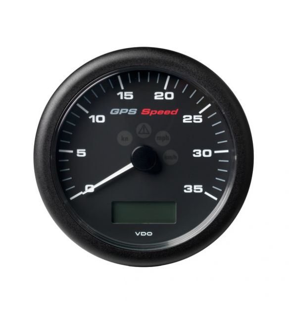 VDO Viewline 110mm GPS Speed 0-35 knots
