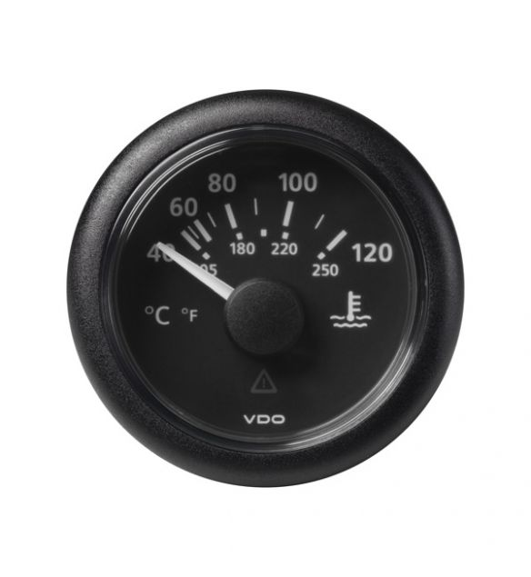 VDO Viewline 52mm Temperature 120 Degree