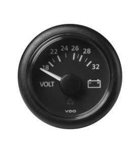 VDO Viewline 52mm Battery Status 18-32v