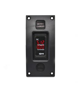Guardian Digital Voltage & Current Meter Panel