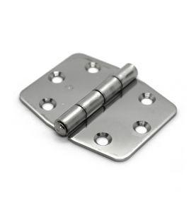Hinge Equal 60 x 78 x 2mm - Stamped