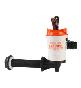 Seaflo Pump Livewell/Baitwell 05 Series 600GPH