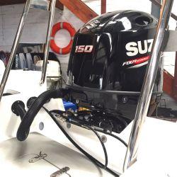 Mavi Mare Hydraulic Steering System GF150BRT Front Mount
