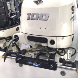 Hydraulic Steering System GF300BHD Front Mount Compact - Fixed