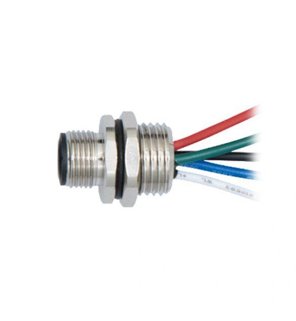 Actisense Rear panel mount wired, 5 pin micro male NMEA 2000