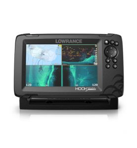 Lowrance Hook Reveal 7 GPS/Plotter/Fishfinder
