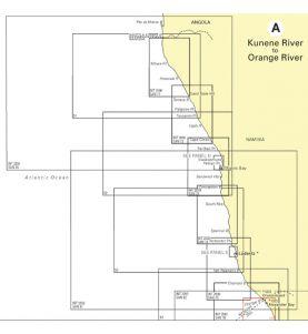 Chart SAN 117 - Olifantsrivier to Cape Columbine