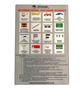 International Distress Signals
