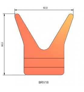 V-Block 96 x 97