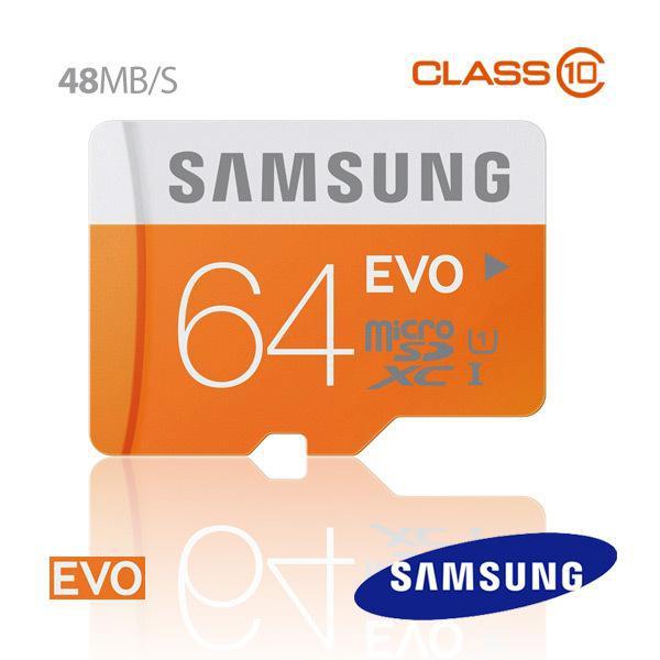 Transcend 64GB SD Card