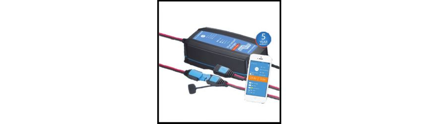 Victron Battery Chargers, Battery Monitoring and Switch Panels