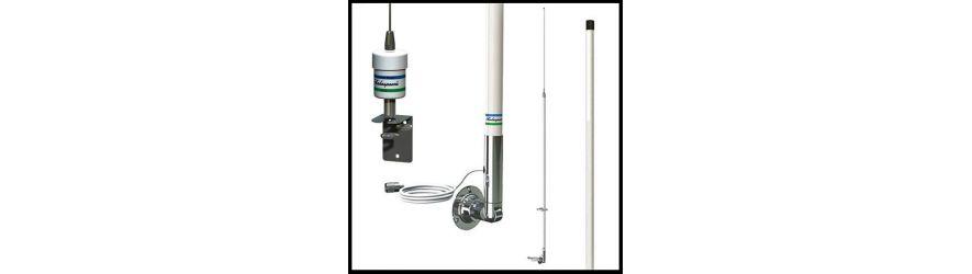 Marine VHF Antennas | Satellite TV Antennas | Antenna Mounts