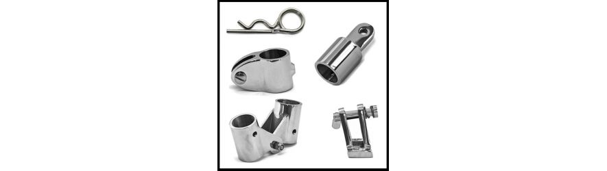 316 Stainless Steel Boat Canopy Fittings