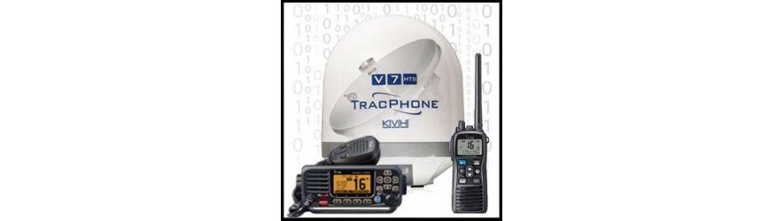 Icom VHF Radios   KVH Satellite Communication Systems