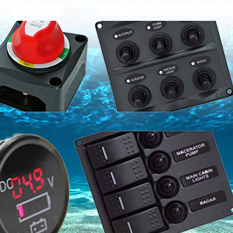 Marine Electrical Products