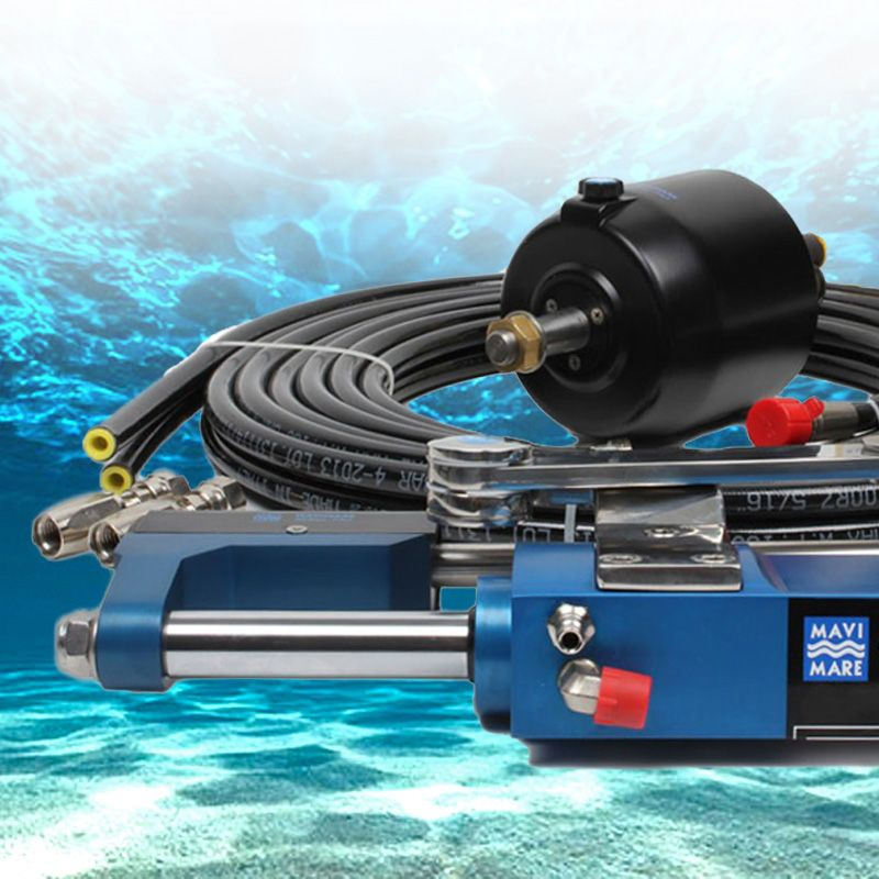 Steering & Control Systems