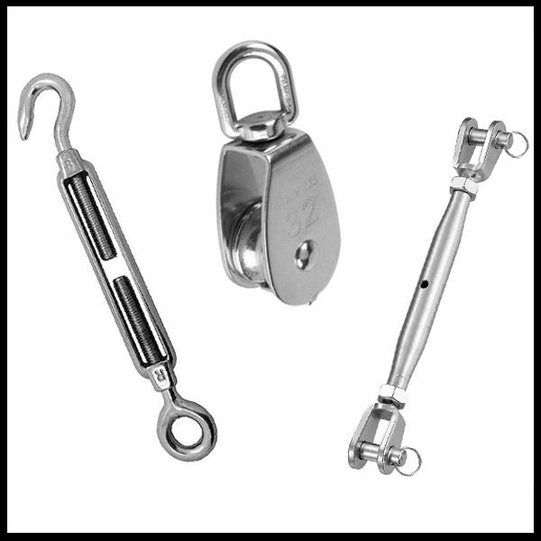 Rigging Screws and Turnbuckles