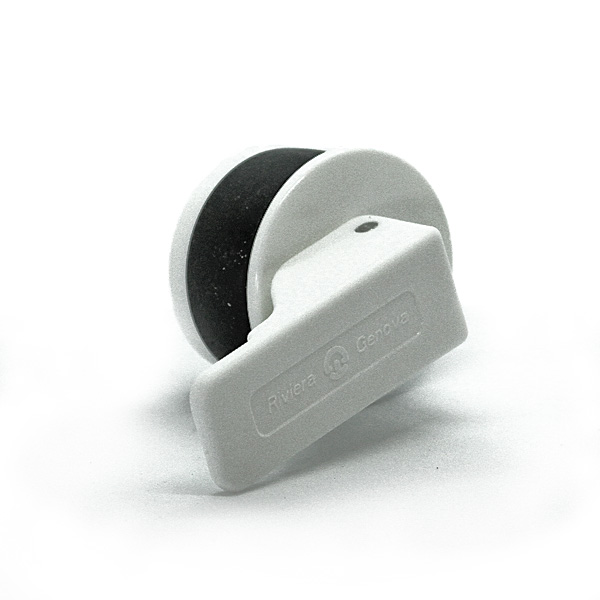Thru Hull Drain Plug Fitting White