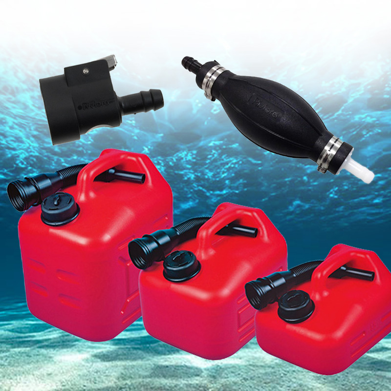 Fuel Tanks and Fuel Accessories